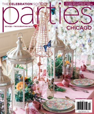 Parties Magazine COVER LANTERNS
